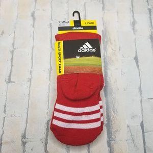 Adidas Climalite Multi Sport Field Crew Socks B1
